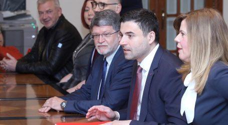 """SDP PREDAO LISTU: PICULA """"Europska unija nije prijetnja za Hrvatsku"""""""