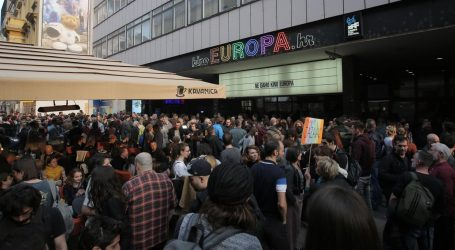 Kino Europa ipak zatvara vrata 1. lipnja