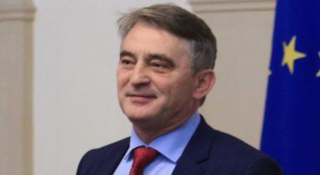Komšić i Dodik prepiru se oko pomjene granica u regiji
