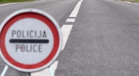 VRBOVSKO Motociklist ozlijeđen nakon oduzete prednosti
