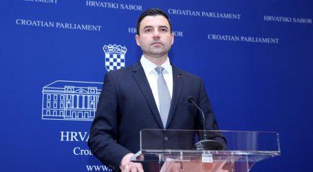 """BERNARDIĆ """"Dok drugi nude afere, SDP nudi rješenja"""""""