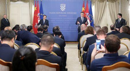 """PLENKOVIĆ I KEQIANG """"Velika šansa za HR izvoznike i gospodarstvo"""""""
