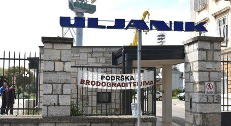 Uprava Uljanika poručila da su se zaštitari vratili u brodogradilište