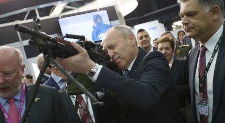 """KRSTIČEVIĆ """"Vlada odlučna nabaviti borbeni višenamjenski avion"""""""