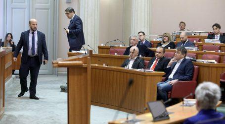 Sabor o izmjenama Zakona o policijskim poslovima i ovlastima