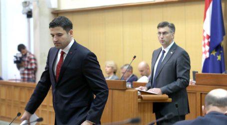 """BERNARDIĆ """"Plenković na najboljem putu da krene putem Sanadera"""""""