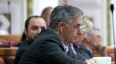 """PUPOVAC """"Sabor se nejednako odnosi prema Jasenovcu i Bleiburgu"""""""