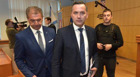 Otkazana sjednica Ličko senjske županije