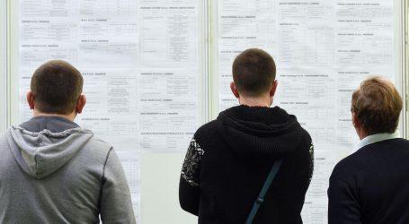 DZS: U ožujku stopa nezaposlenosti pala na 9,5 posto
