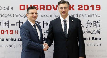 """ŠAREC """"Slovenija budno prati događanje na zapadnom Balkanu"""""""