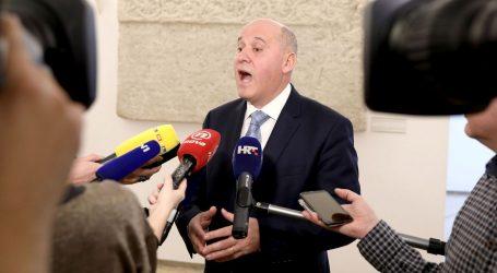 Brkić nije došao na sastanak Kluba zastupnika HDZ-a