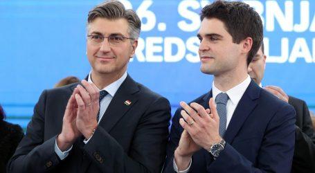 Šokantna anketa za Plenkovića: HDZ i SDP osvajaju po četiri mandata na izborima za EP
