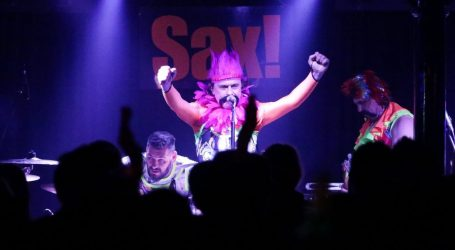 Let 3 u rekordnom roku rasprodao koncert u zagrebačkom klubu Sax