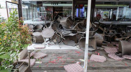 Kaznene prijave huliganima koji su razbili kafić u Zagrebu