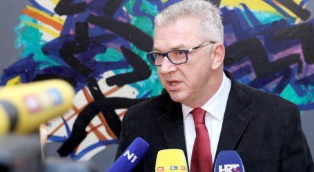 """OSTOJIĆ """"Božinović ne zna voditi posao niti zna pravila"""""""