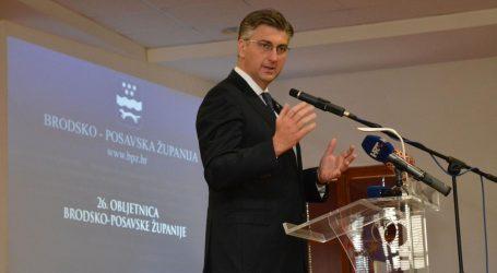 """PLENKOVIĆ """"Projekt Slavonija, Baranja i Srijem ide dobrim tempom"""""""