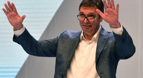 """Vučić u kampanji """"Budućnost Srbije"""", u petak veliki skup u Beogradu"""