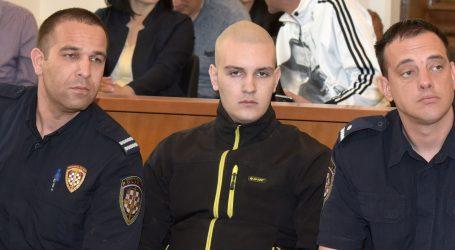 UBIO RODITELJE Tinu Šunjergi kazna s 40 smanjena na 35 godina