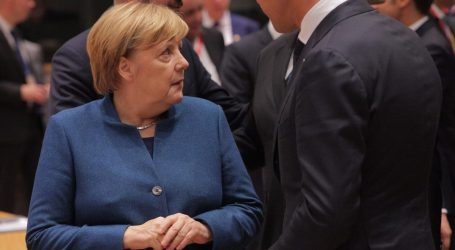 Merkel: EU će primiti Hrvatsku, i nikog više