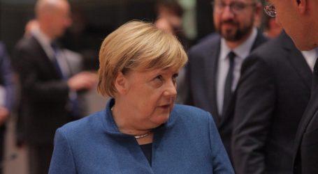 Merkel stiže u Zagreb na predizborni skup za Europski parlament