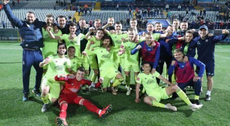 VIDEO: Pogledajte slavlje u Dinamovoj svlačionici