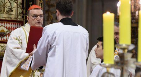 "BOZANIĆ ""Potrebna nam je snaga uskrsne odlučnosti"""