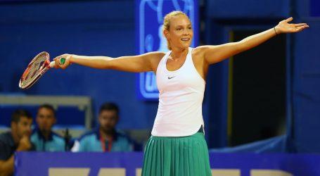 WTA LJESTVICA Vekić i Martić zadržale svoje pozicije