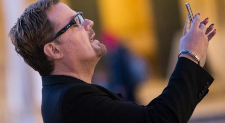 Britanski stand up komičar Eddie Izzard ponovno u Lisinskom
