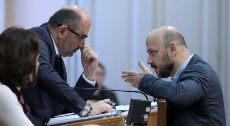 SDP će zatražiti smjenu Brkića kao potpredsjednika Sabora?