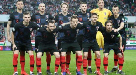 FIFA objavila novu ljestvicu, 'Vatreni' su na petom mjestu