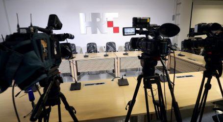 HND i HRT suprostavljeni u ocjeni političkih pritisaka na javnu RTV