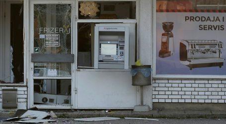 MIHOVLJAN Raznesen bankomat