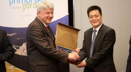 Komadina s kineskim gospodarskim izaslanstvom