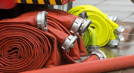 Ugašen požar koji je noćas buknuo u centru Zagreba