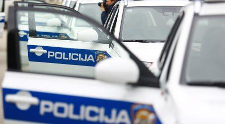 U sudaru ozlijeđena dvojica policajaca, policija traži očevice nesreće