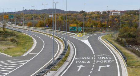 Na većini cesta promet teče bez posebnih ograničenja