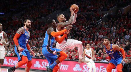 NBA: McCollum i Lillard ukrotili Thunder