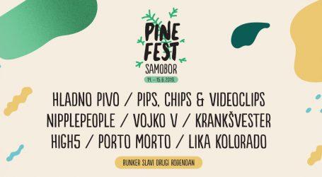 Pipsi, Nipplepeople, Krankšvester i Porto Morto nova imena Pine festa u Samoboru