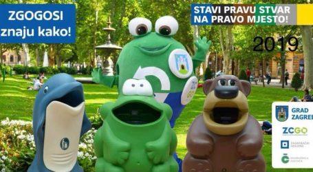"""PETEK """"Bandić predstavlja 'nove spremnike' koje je već predstavio 2014."""""""