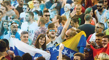 Grafit 'Ljubi Srbina' pokrenuo #ShareLove, kampanju EXIT-a