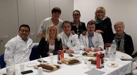 Općoj bolnici Zadar doniran aparat za limfnu drenažu