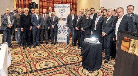 Prvo predavanje izraelskog veleposlanika za Rotary klub Zagreb-Medvedgrad