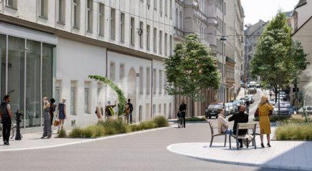 Beč dobiva prvu ulicu s mogućnošću regulacije temperature zraka