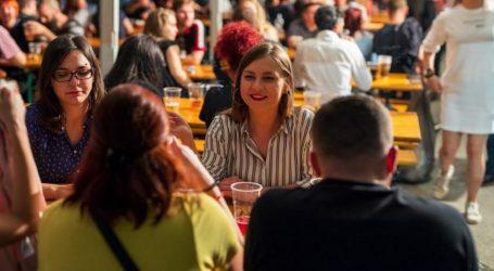 Festival 'Zmajevo' priprema warm-up party