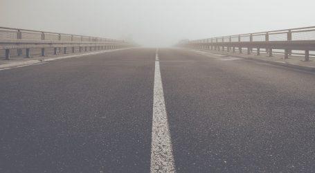 HAK upozorava na mokre kolnike i mjestimičnu maglu