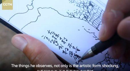VIDEO: Neobična umjetnička tehnika izrezivanja papira
