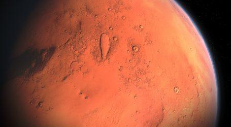 NASA zabilježila potres na Marsu, prvi na drugom planetu