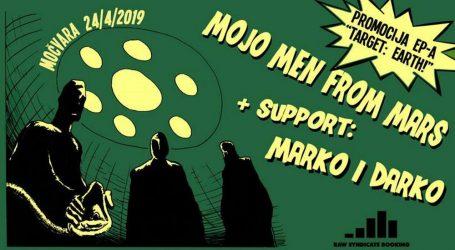 Promocija u Močvari: Mojo Men i Marko&Darko