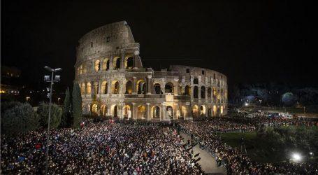 Križni put u Koloseumu bit će posvećen društvenim otpadnicima