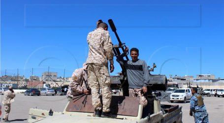 BORBA ZA TRIPOLI Protunapad Haftarovih protivnika